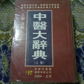 中医大辞典(上卷)