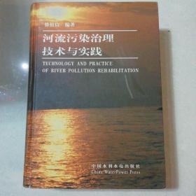 河流污染治理技术与实践