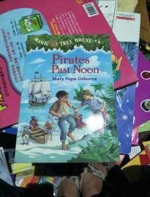 Pirates Past Noon (Magic Tree House #4)神奇树屋系列4:海盗的藏宝图