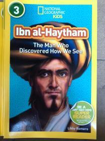 平装 National Geographic Readers: Ibn al-Haytham: The Man Who Discovered How We See 3 国家地理读者:Ibn al-Haytham:发现我们如何看待的人(读者简介)