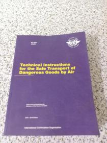 Technical instructions for the Safe Transport of Dangerous Goods by Air