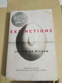 EXTINCTIONS(灭绝)约瑟芬威尔逊
