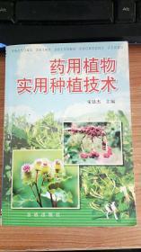 药用植物实用种植技术   宋廷杰 编   金盾出版社