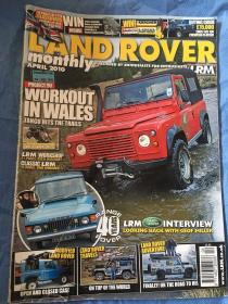 land rover 2010.4 英文原版 路虎汽车杂志