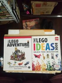 THE LEGO (ADVENTURE)(IDEAS)两本合售