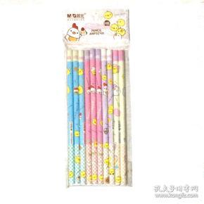 晨光(M&G) AWP32301  圆型铅笔 HB 10支装