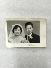 无锡湖光照相馆结婚照
