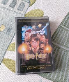 哈利波特与魔法石 电影原声带 磁带