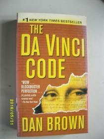 THE DA VINGI CODE/DAN BROWN/九品/英语读物/WL148