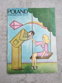 POLAND 波兰 杂志