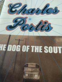 THE  DOG   OF   THE  SOUTH  CHARLES   PORTIS
