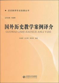 历史教师专业发展丛书:国外历史教学案例译介