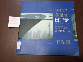 2012黄浦江印象  上海印象系列 市民摄影大展作品集