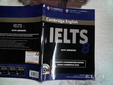 IELTS 8   有笔记
