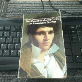 The Count of MOnte Cristo by AIexdre Dumas
