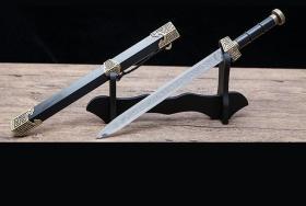 秦剑A款历史长河中的顶级工艺宝剑秦小剑质量上乘堪比原品值得佩戴和收藏(B款)