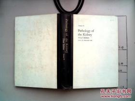 【正版】Pathology of the Kidney 肾脏病理学 第3卷 第三版 精装