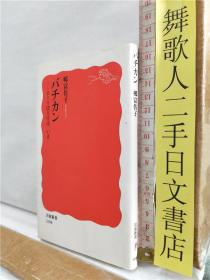 乡富佐子 バチカン ローマ法王厅は、いま 日文原版64开岩波文库综合书  鄕富佐子