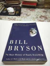 英文原版书:  A Short History of Nearly Everything