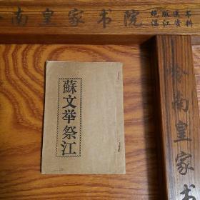 绝版雷歌雷剧 苏文举祭江 海康 雷州半岛 广州湾民歌民谣难得