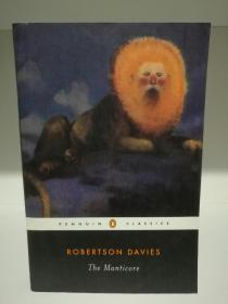 罗伯逊·戴维斯 The Manticore by Robertson Davies (加拿大) 英文原版书