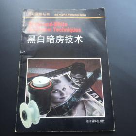 黑白暗房技术(柯达摄影丛书)