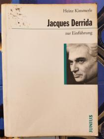 Jacques Derrida zur Einführung