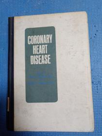 Coronary   Heart   Disease(冠心病)