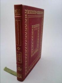 【包顺丰】Captains Courageous,《怒海余生》,Rudyard Kipling / 吉卜林(著),Franklin 富兰克林图书馆 1978年限量版 A Limited Edition(见实物照片第3、4张),豪华全真皮封面,纸张3面刷金,珍贵外国文学资料!