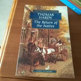 THOMASHARDY——TheReturnoftheNative(外文书)