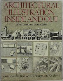 Architectural Illustration Inside and Out