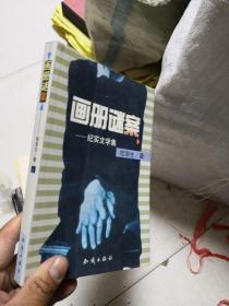 画册谜案--纪实文学集[作者签名]     3C