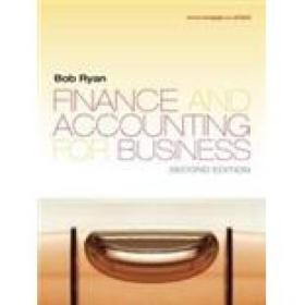 Finance and Accounting for Business