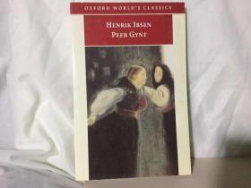 Peer Gynt : A Dramatic Poem (oxford Worlds Classics)