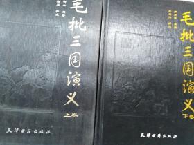 毛批三国演义(全二卷)上下册