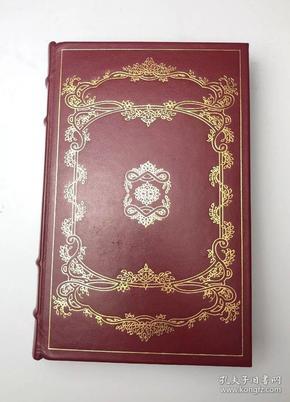 【包顺丰】Colette Stories,《柯莱特小说集》, Colette / 柯莱特(著),世界伟大作家系列丛书之一,Franklin 富兰克林图书馆 1977年限量版 A Limited Edition(见实物照片第6、7张),豪华全真皮封面,纸张3面刷金,珍贵外国文学资料!