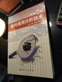 软件漏洞分析技术