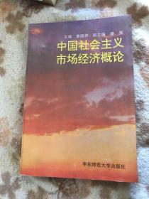 中国社会主义市场经济概论