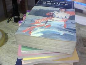 弗洛斯河上的磨房:英语原文本