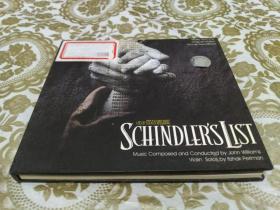 辛德勒名单Schindlers list电影原声CD