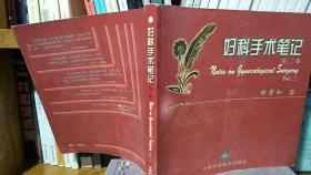 妇科手术笔记(第2卷)