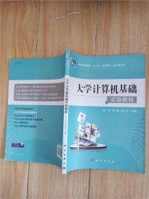 大学计算机基础实验教【内有笔迹】.