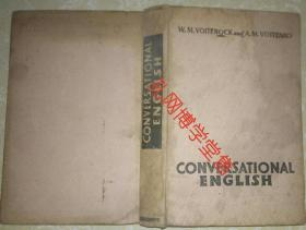 СОИVERSATIONAL ENGLISH英语会话 (俄文)