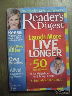READERS DIGEST  2005