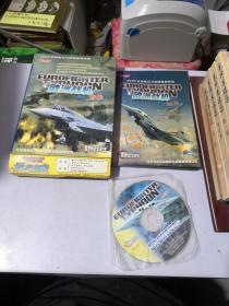【游戏光盘】欧洲战机台风(2CD+手册)