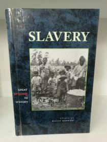 奴隶制:美国史上伟大的演讲 Slavery Great Speeches in History (美国黑人)英文原版书