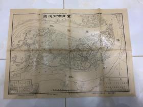 重庆街道图