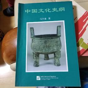 中国文化史纲 --冯天瑜