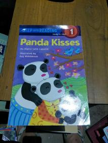 Panda Kisses进阶式阅读丛书1: 熊猫的亲吻