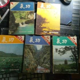 气功1984   第五卷  1.3.4.5.6   缺2